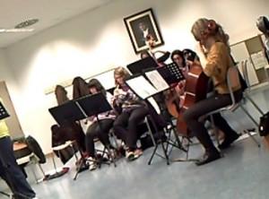 foto jóvenes solistas de llíria